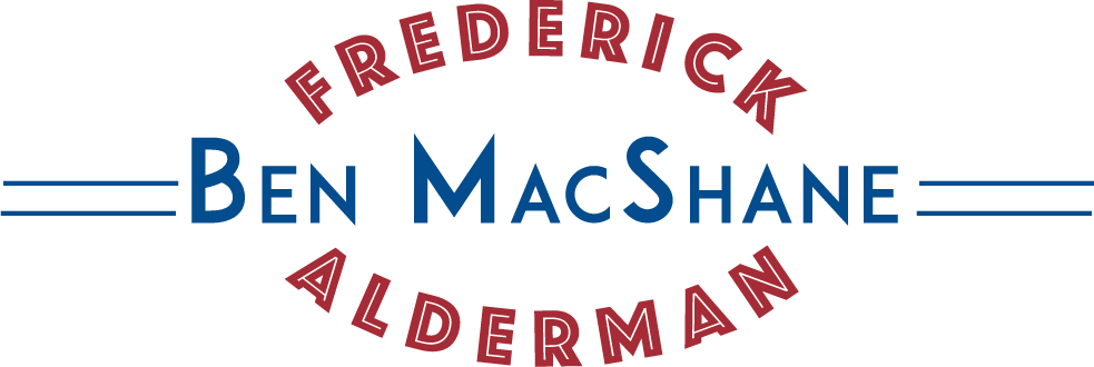 Ben MacShane for Alderman