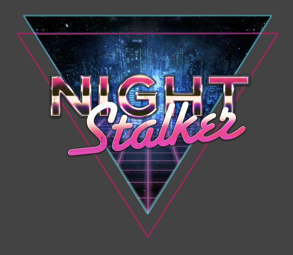 NightStalker   shirt design