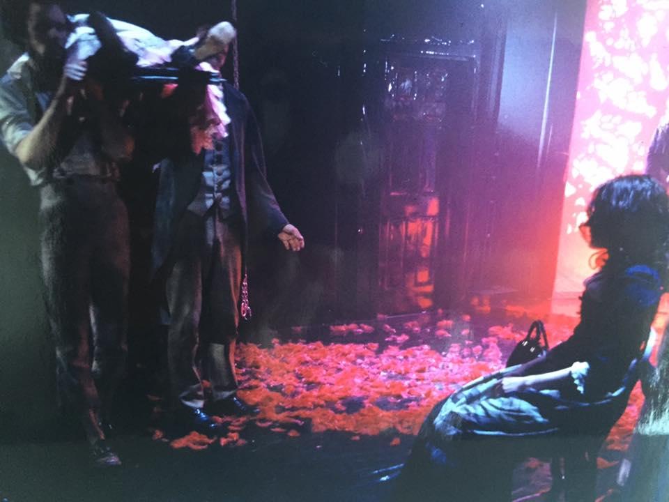 Mac Wellman's Dracula