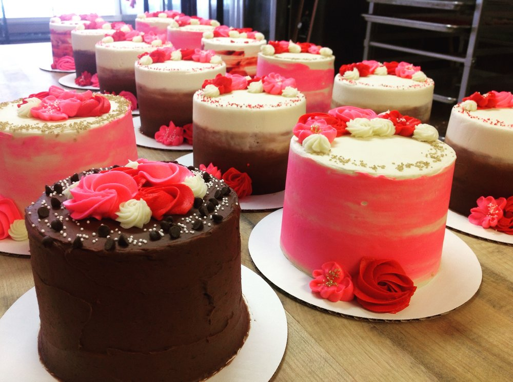 cake Menu -