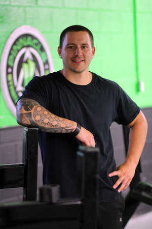 Ryan Sensenig - ACE Certified Personal Trainer, Fitness Nutrition Certification, Biomechanics Certification, Sports Conditioning Certification I.P.I have a strong desire to help anyone and everyone. I have worked with a substantial array of clients; individuals struggling with aches and pains in everyday life, clients looking for general fitness or weight loss, clients working on strength and power lifting and body building, athletes in sports from marathon runners to football, young to old. Through my studies I learned and understand how the body functions and how to utilize proper movements for maximum results, especially injury prevention. Contact me for information on training sessions or starting a workout program! I look forward to helping you reach your goals!