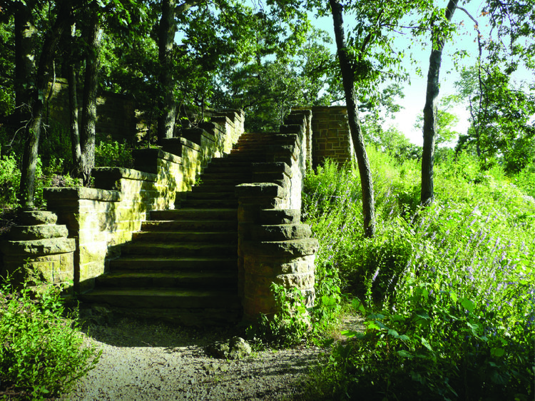 Local Stone Fireplaces In Hoyt Park >> Blog Picnic In The Park