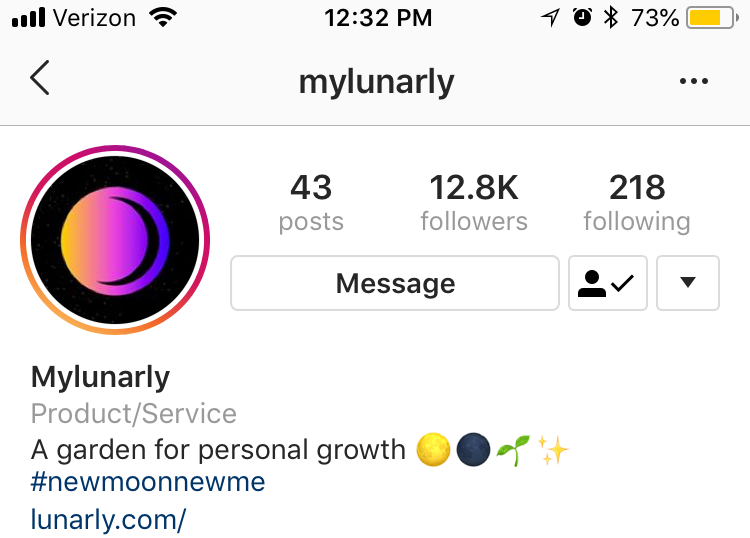 Lunarly Instagram Followers.PNG