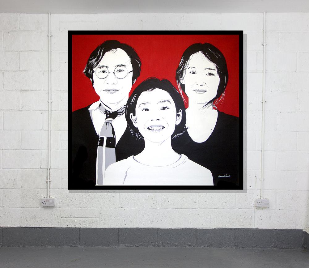 Toyama Family