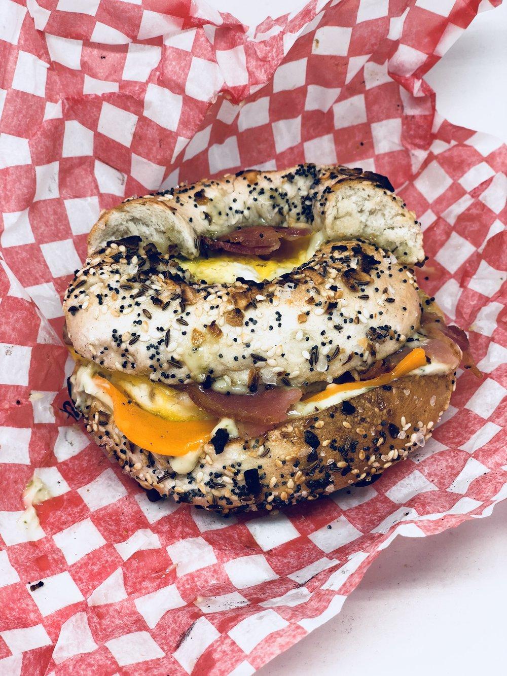 Breakfast Sandwich - $8.95