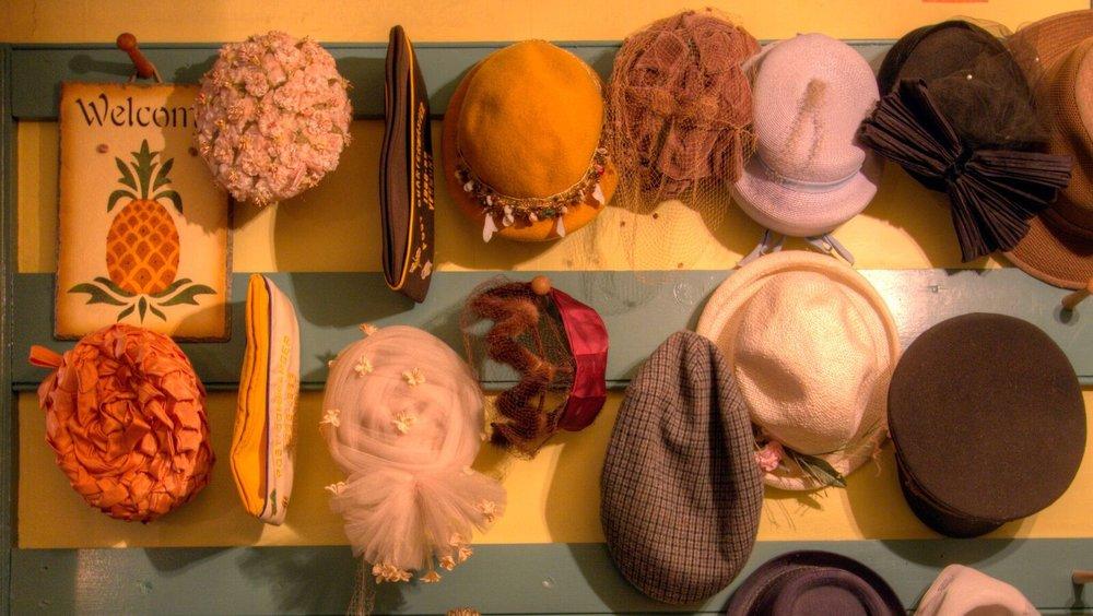 Hats in hallway, photo by tim apps oct 2016.jpg