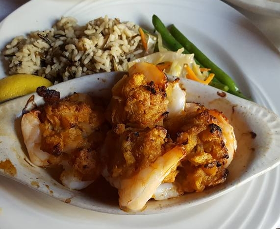 Stuffed Shrimp with rice and cole slaw.jpg