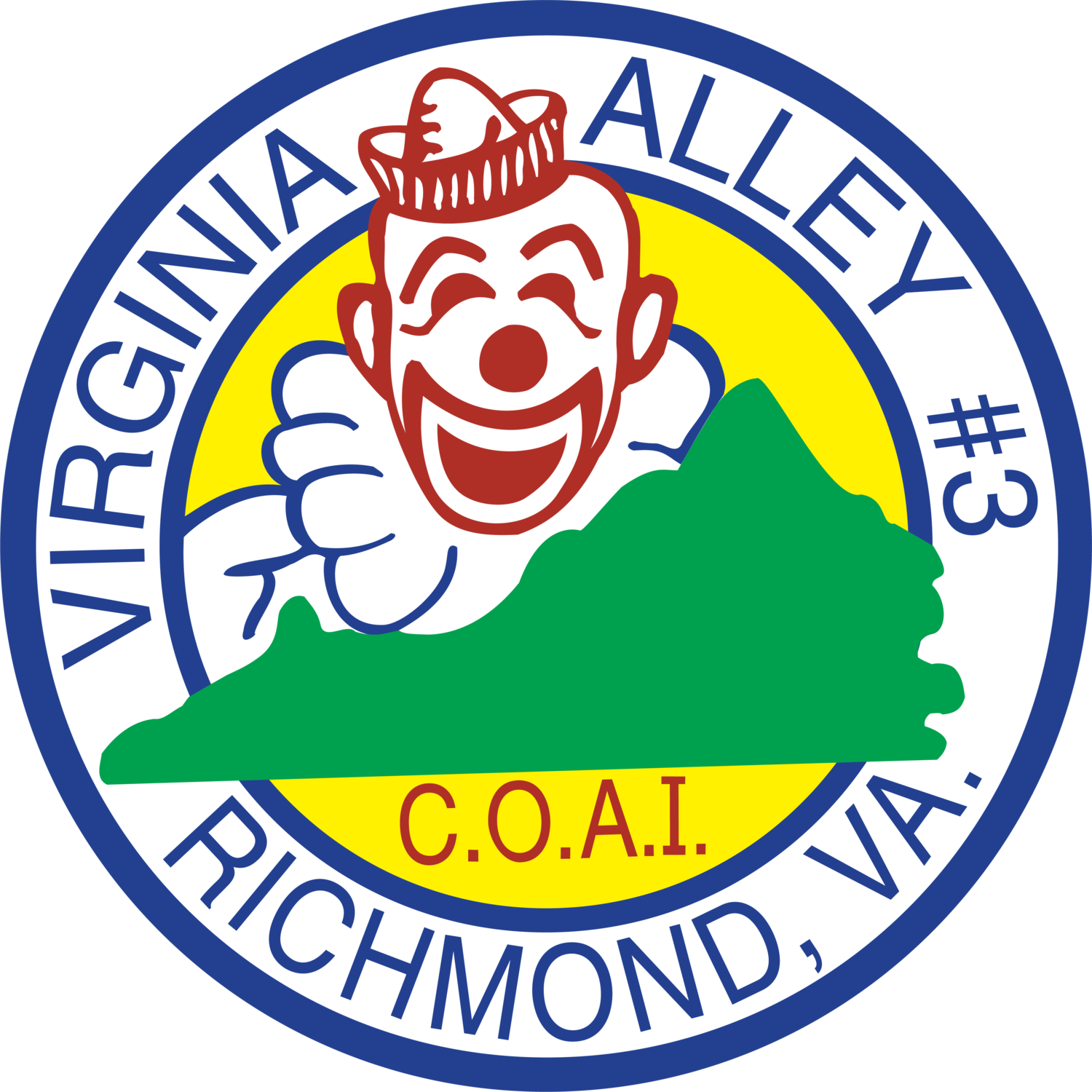 Virginia Clown Alley #3