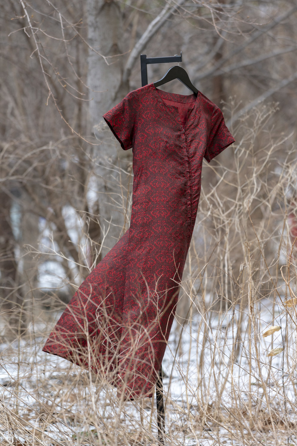 The REDress Project by Jaime Black