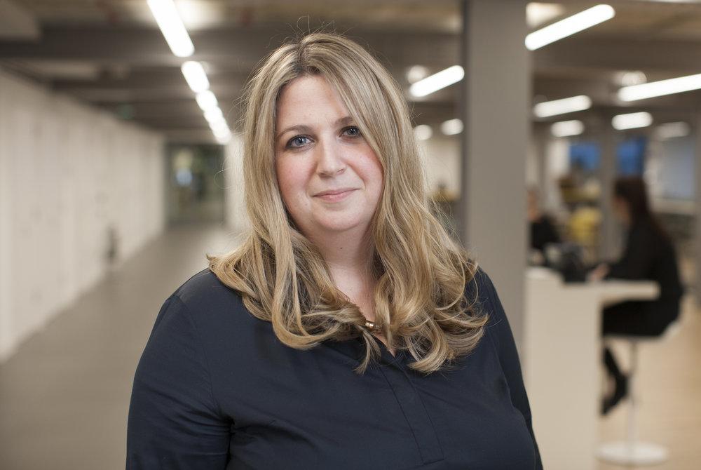 Sarah Salter,Director, Innovation, MEC