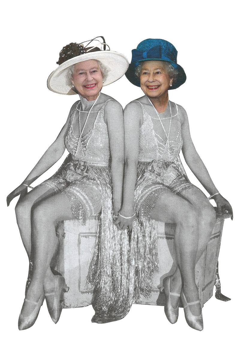 Twinning Queen