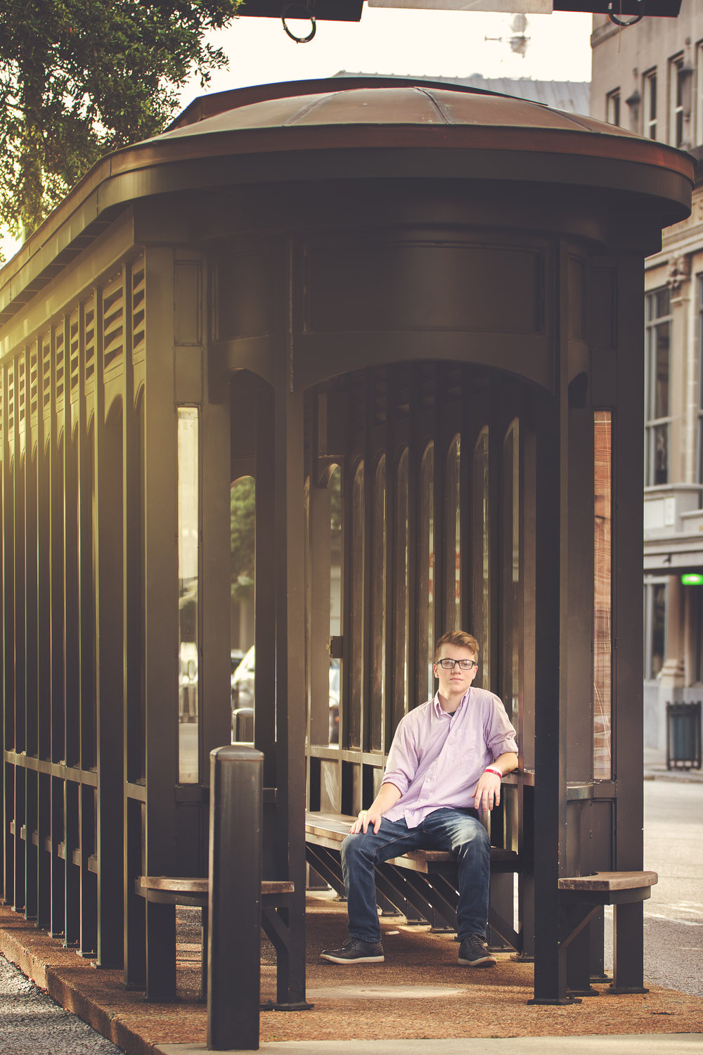 Nolan Senior Portrait Photography Mobile Alabama
