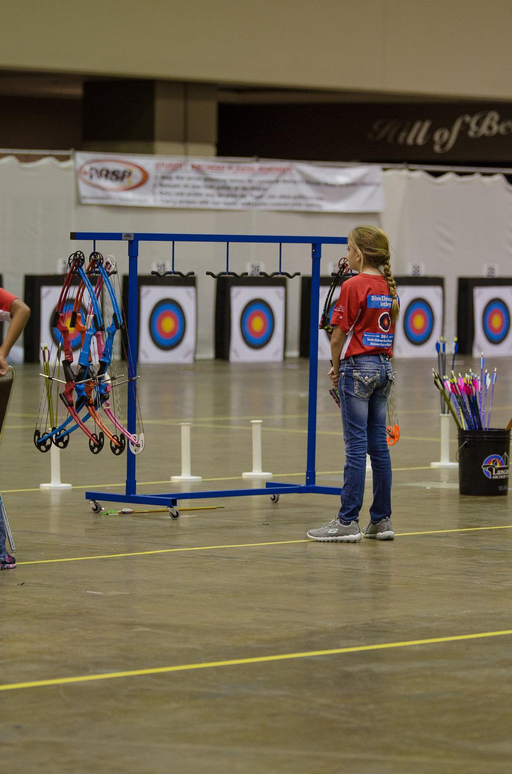 Dixon Elementary Archery