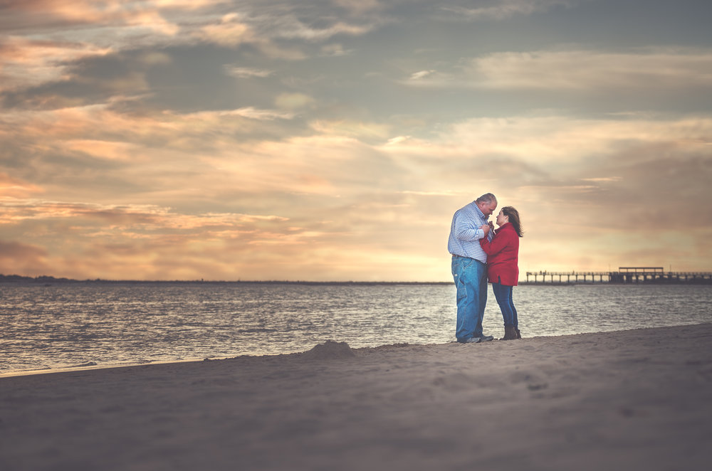 engagement session dauphin island