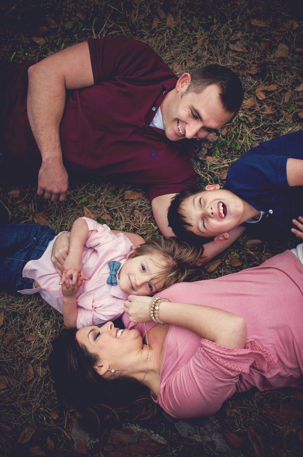 family portrait session mobile alabama