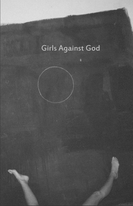 """girls against god 2 - Bianca Casady and Anne Sherwood Pundyk, EditorsPublished 2014A pocket-spellbook that investigates and celebrates spiritual healing, instinctually tying together the earth and women's bodies.Through essays, fiction, poetry, interviews and spells GAG Issue 2 delves into the roots of occult earth wisdom passed through generations of women against persecution and patriarchy.Texts are accompanied by rich black and white images ranging from pen and ink illustrations to enigmatic photography. The issue gathers around a collaborative photographic exploration between Casady and performance artist Melanie Bonajo entitled """"Witchunt,""""and also includes interviews with notable artists Carollee Schneemann and Suzanne Lacy.Featuring:Melanie Bonajo, Eve Bradford,Trinie Dalton, Karolina Daria Flora,Mary Hanlon, Julie Higonnet, J.ZarA,Emely Neu, Kara L. Rooney,Jean Marc Ruellan, Minka Sicklinger,Macho Mel Shimkovitz"""