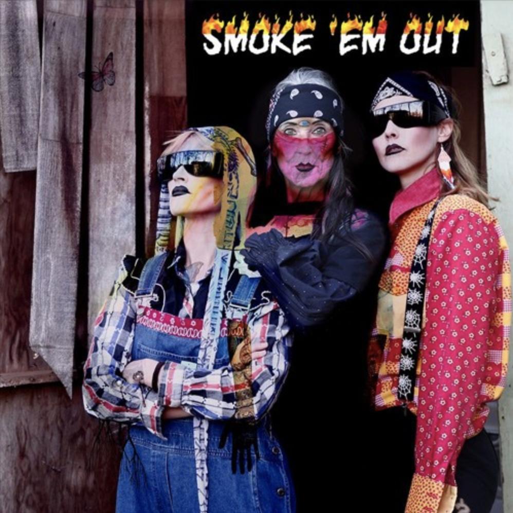 Smoke 'em out (2017) - iTunesSpotifyTidalDeezerAmazon MusicSoundcloudYoutube