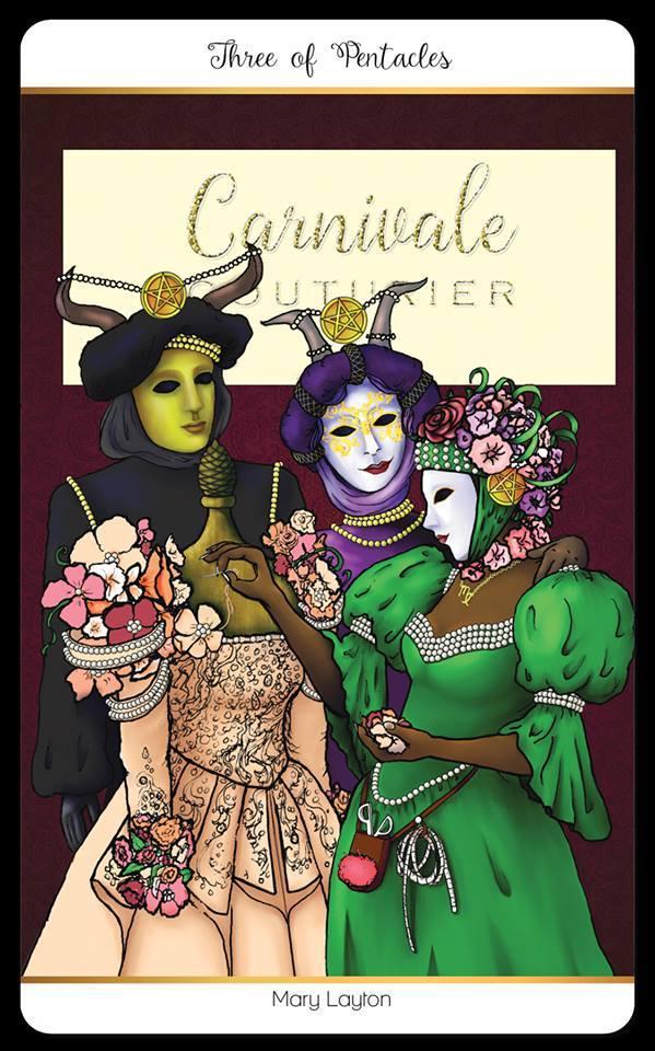 78 Tarot Carnival (2016)