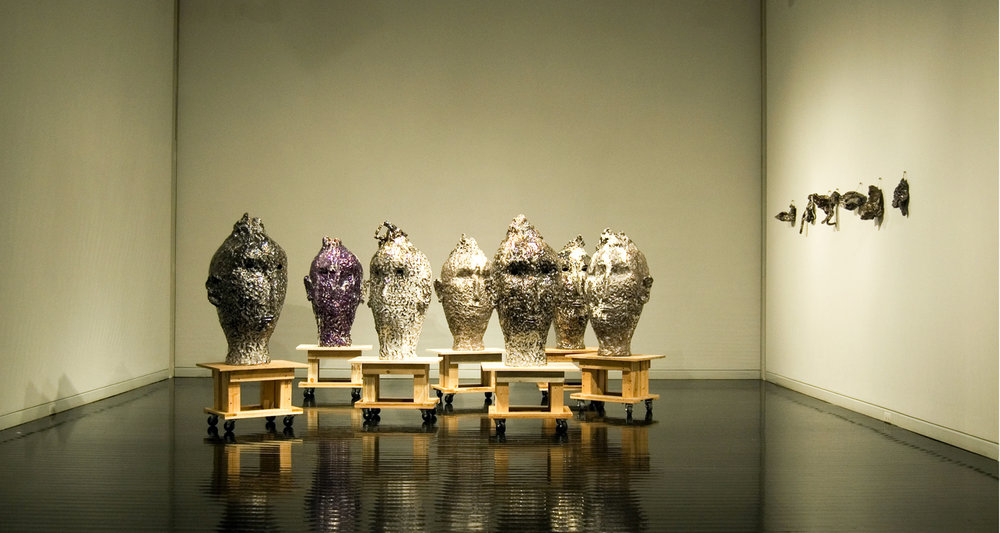 7Cabezas, Elmhurst Art Museum, Chicago 2009, exhibitions