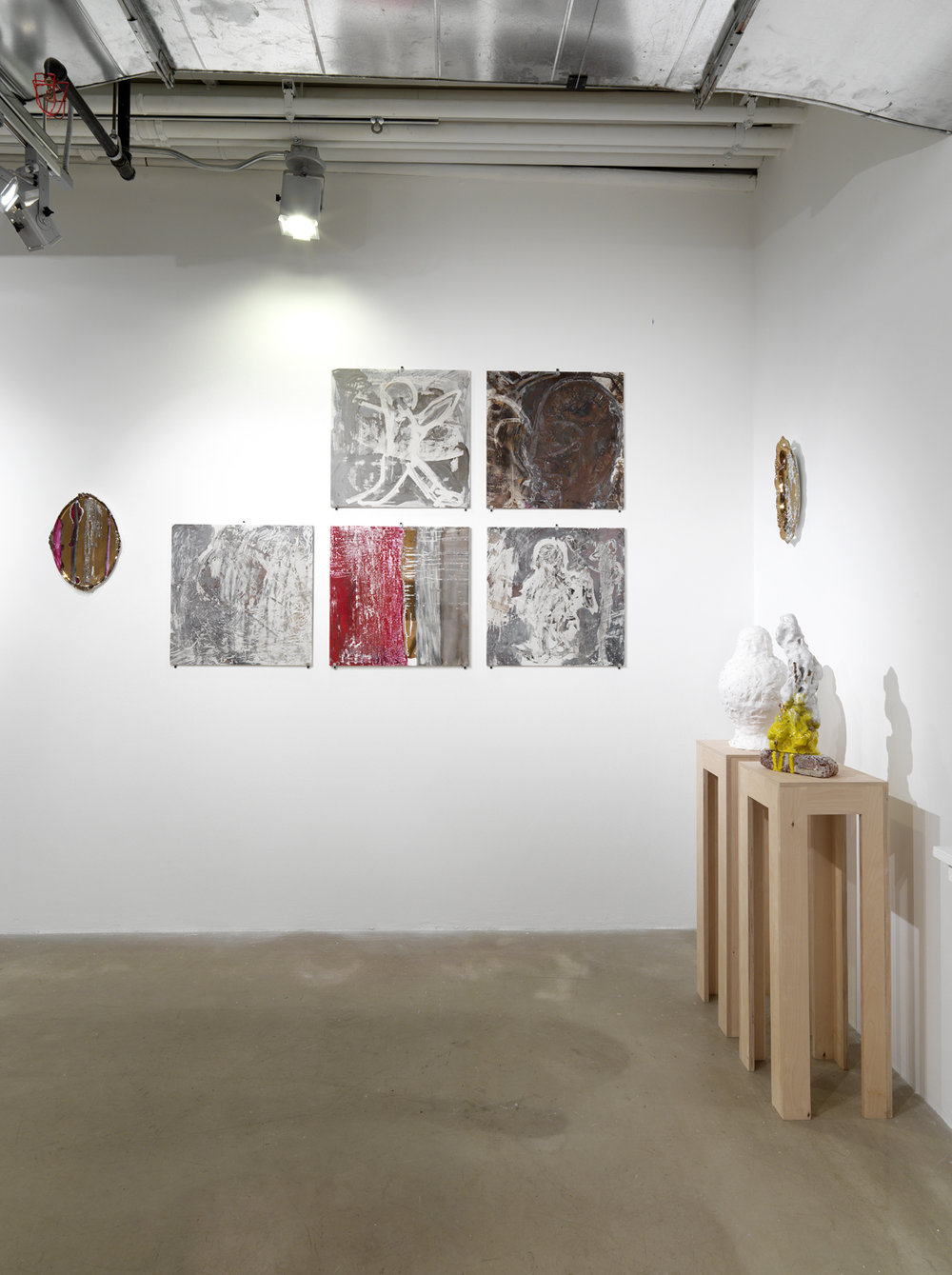 Tiles, Sullivan Gallery  SAIC Chicago exhibitions, 2013