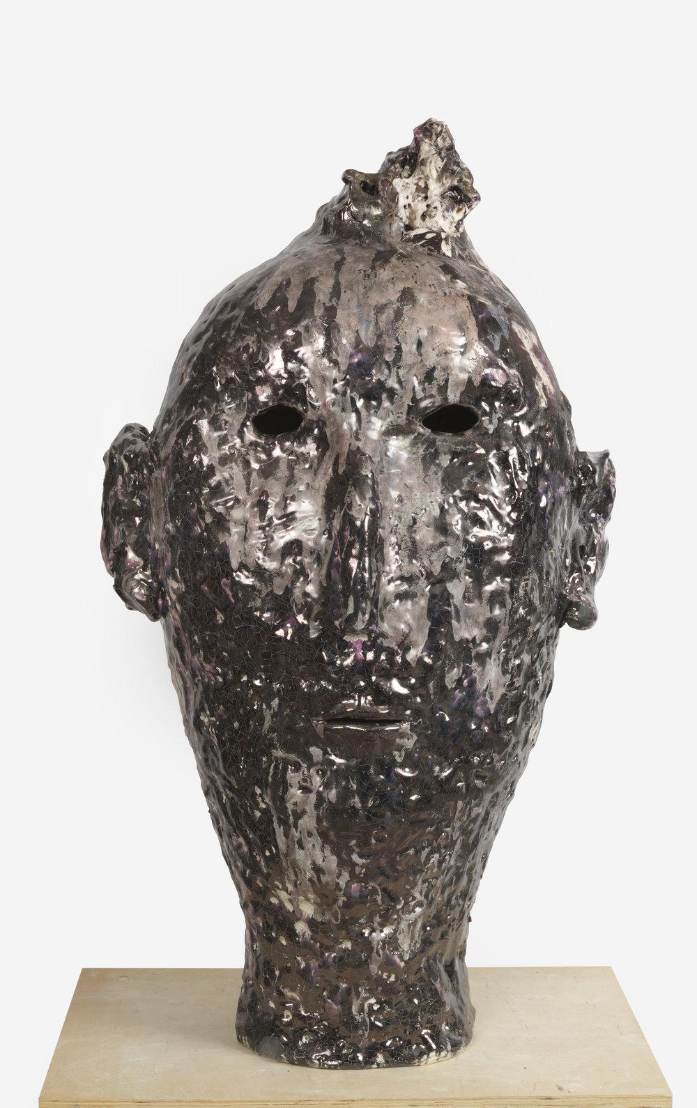 Head5 Cabeza negra 548, 010-3