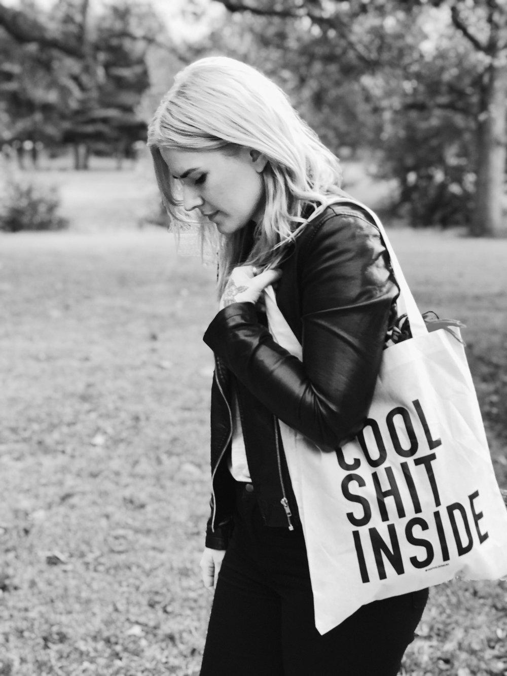 Cool Shit bag.JPG