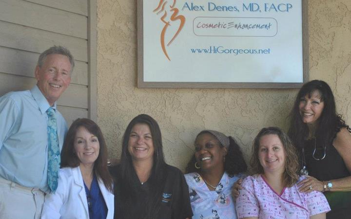 Alex Denes MD FACP, California Cosmetic Surgeon