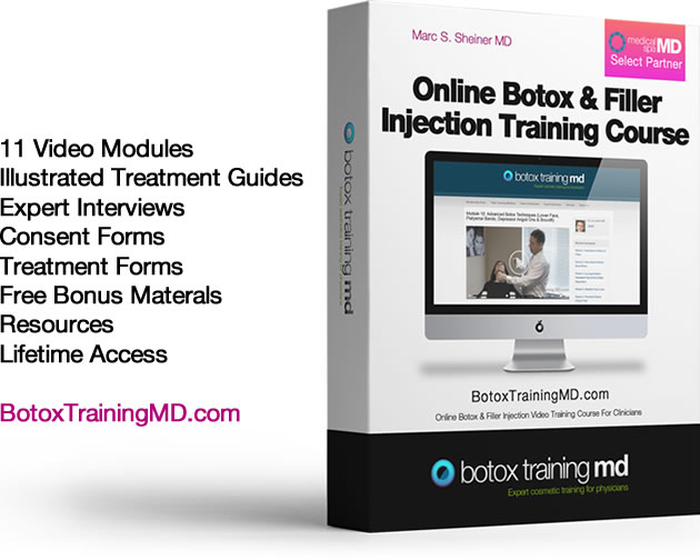 Botox Training Online Video Course