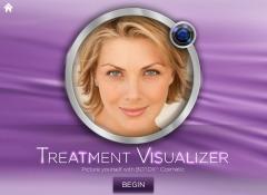 Allergan Botox App iPad