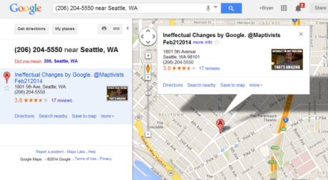 medical spa google maps