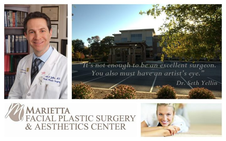 Dr. Seth A. Yellin Cosmetic Surgeon Georgia