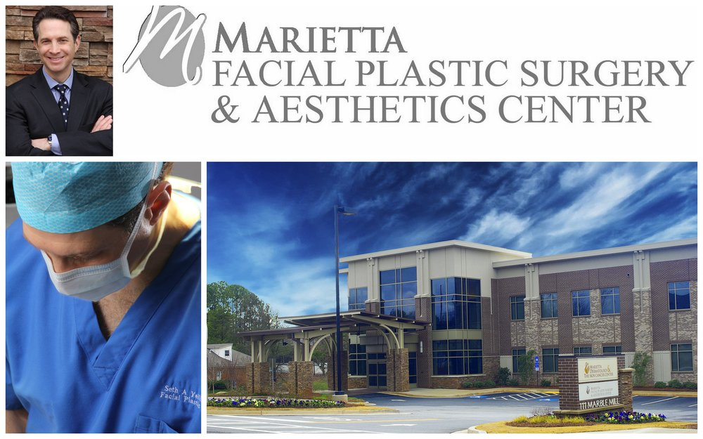 Dr. Seth A. Yellin Marietta Board Certified Plastic Surgeon