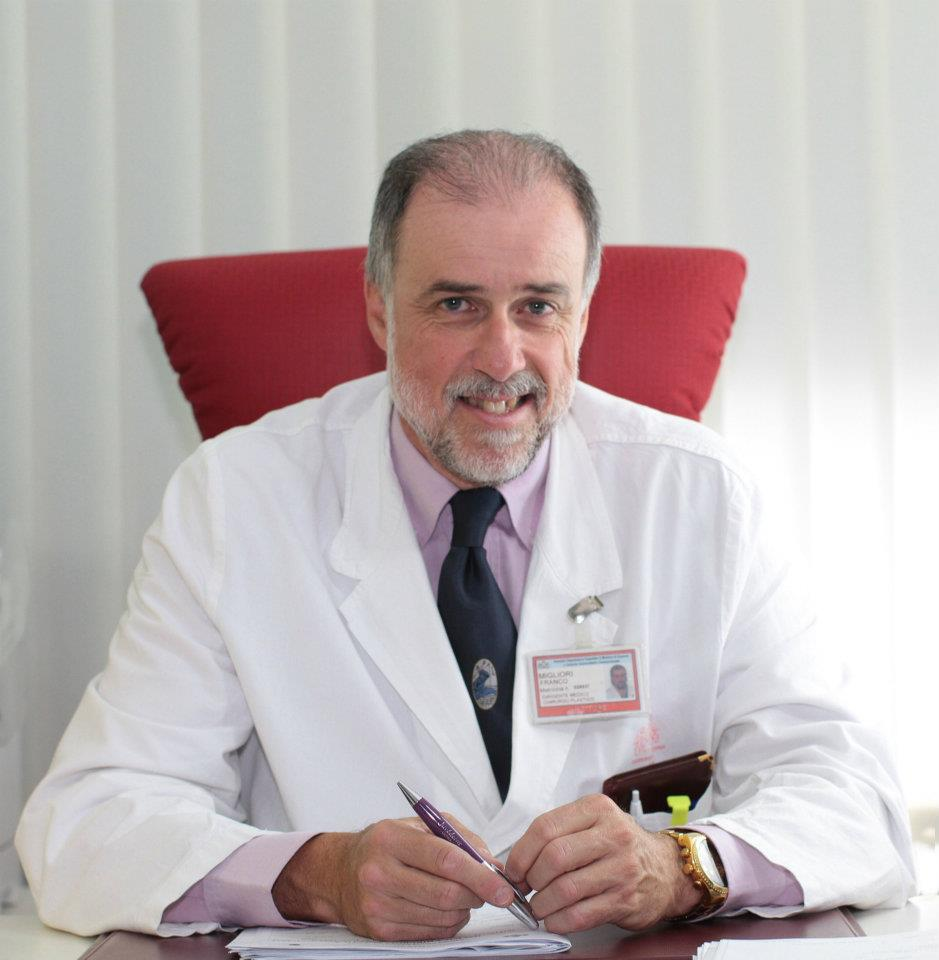 Italian Board Certified Plastic Surgeon Dr. Franco Migliori