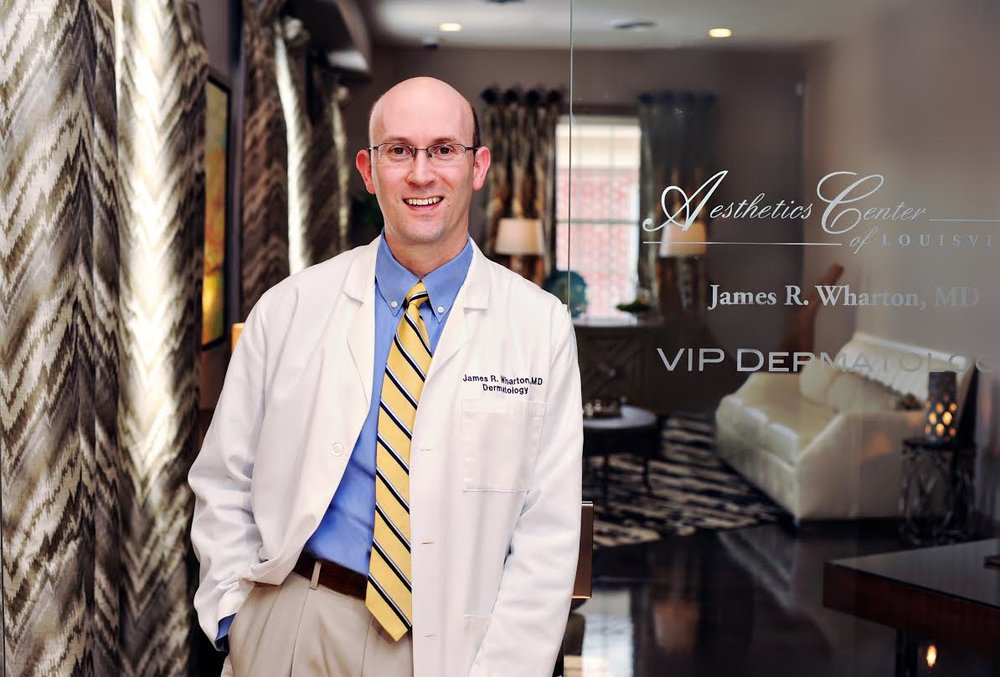 Dr. James Wharton - Louisville Dermatology Clinic In Kentucky