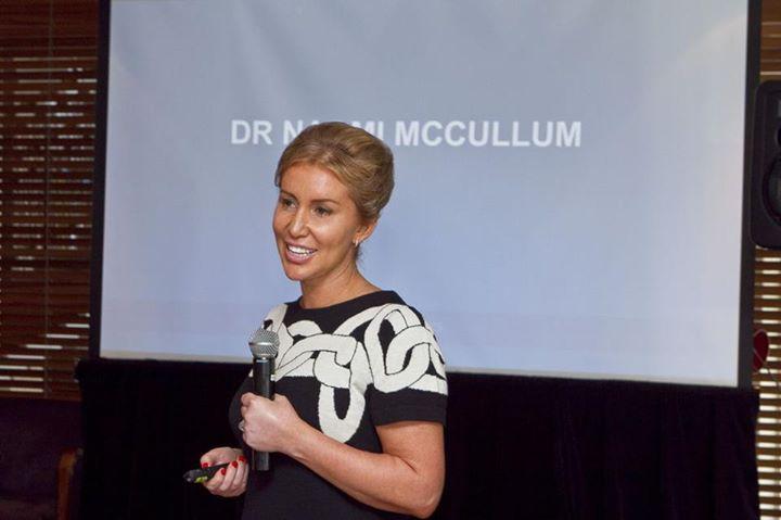 Dr. Naomi McCullum Cosmetic Physician Australia