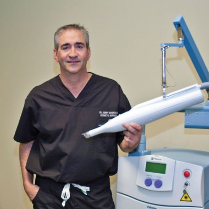 Dr. Jerry Guanciale Myrtle Beach Cosmetic Surgeon