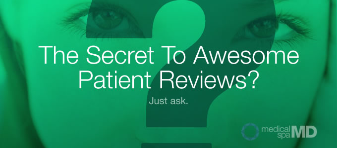 how to get better patient reviews