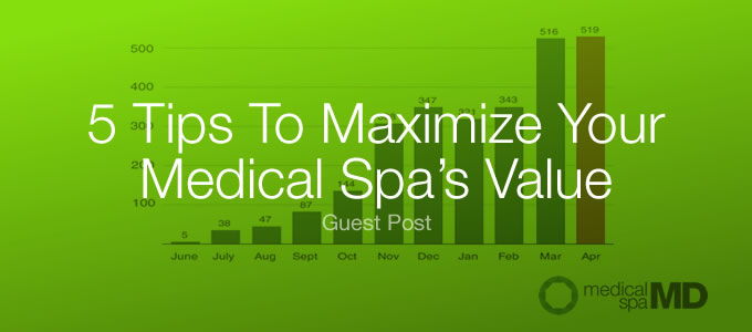medical spa value