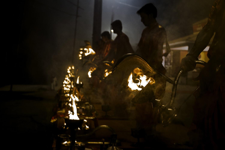 Looking for cannibals in Varanasi — omar zaki filmmaker based in new