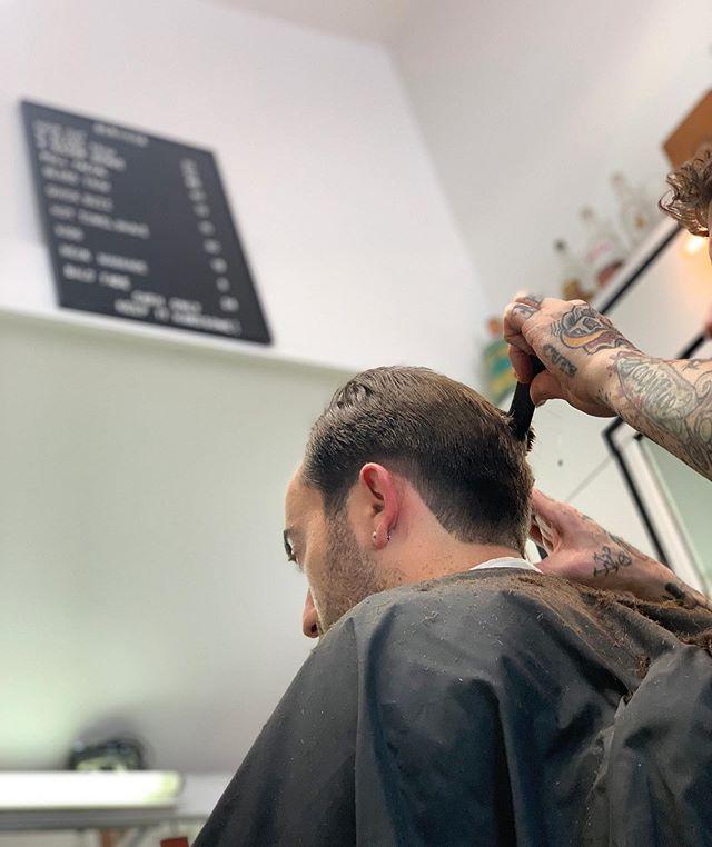 Ferrari Barber Shop  #keepithandsome