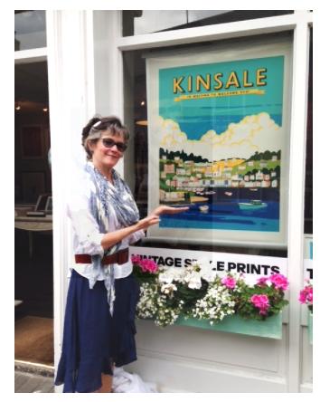 Kinsale, a lovely town
