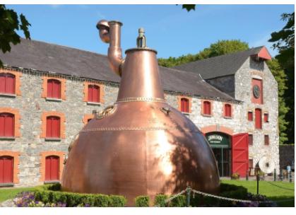 Jameson Irish Wiskey Distillery