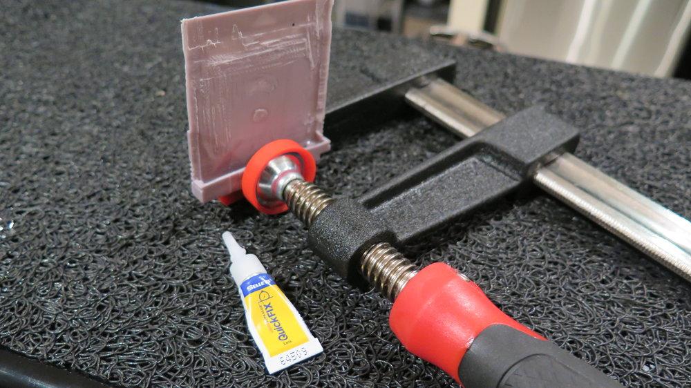 Modifying a reproduction cartridge