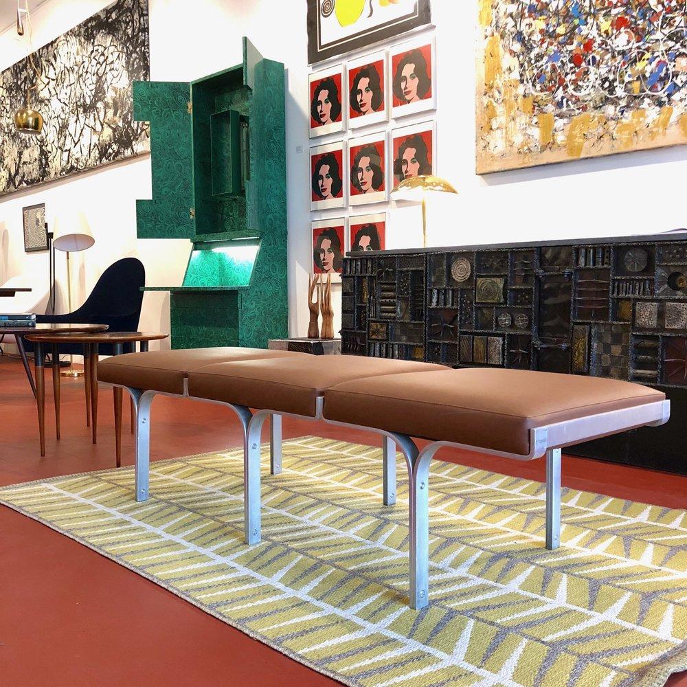 The Space Detroit. Fornasetti. Andy Warhol. Paul Evans, Paul McCobb. Robert Sestok. Mid Century Modern.JPG
