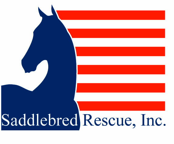 Our Rescue Partner - TASHA is designated as a Rescue Partner by Saddlebred Rescue Inc.For many years, SBR has been designated as one of our charitable partners, receiving the benefits of our many show sponsors through annual donations.  We remain committed to helping these horses and the people who care for them!Read the Press Release Here, dated May 10, 2018