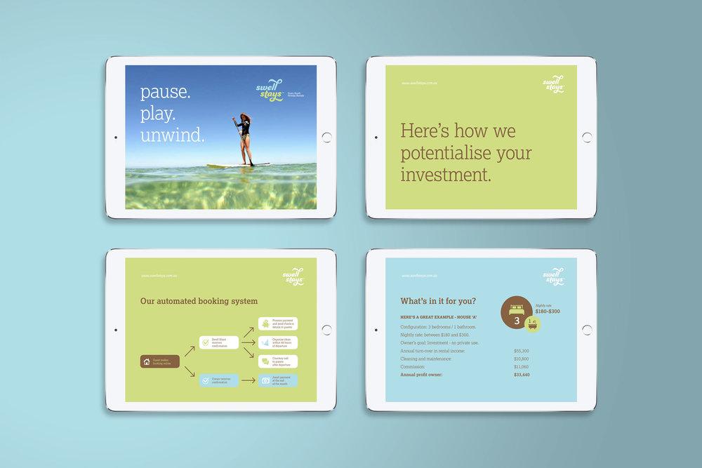 iPad Sales Presentation