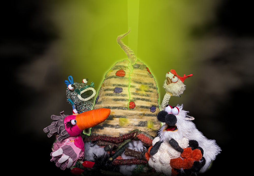 Ugly duckthing - January 5 - February 3 2019A charming puppet musical about a very strange animal looking for a family.3 and up