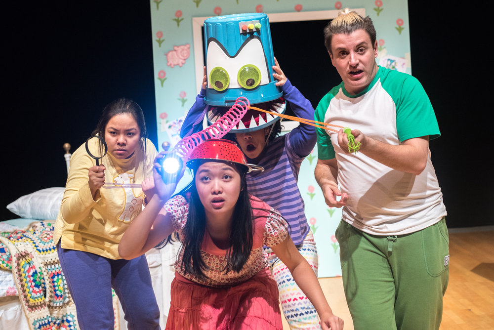 Jillian Jiggs - July 6 - September 2Back by popular demand, Phoebe Gilman's stories about an enterprising troublemaker come together in a joyful play about friendship and creativity.4 and up