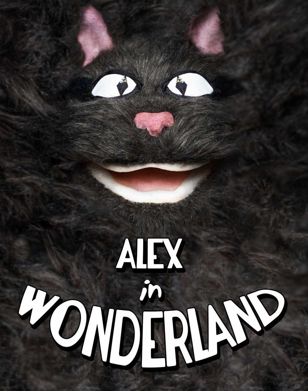 Alex in wonderland - Now closed. Thank you for coming!Alex escapes to Wonderland looking for adventure, attention and answers. What Alex finds is a frivolous world peopled with creatures of nonsense. Can Alex find a voice and place in the real world while journeying through a land of madness?This beautifully crafted play features the well-known absurdity of Lewis Carroll's classic interpreted through delightful costumes, elaborate shadow play and whimsical puppets of various styles.Recommended for ages 5 and up: *this is a sit-quietly show that's an hour long, and includes loud voices, moments of darkness and sudden surprises*