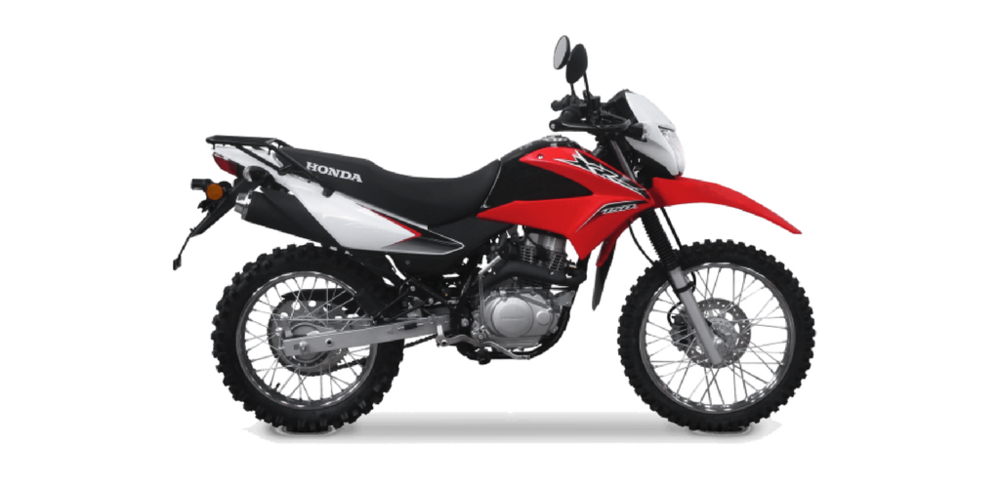 XR150L at City Honda